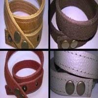 Buy Cordoncini di cuoio Ready Leather Bracelets Braccialetti in vero cuoio - completi  at wholesale prices