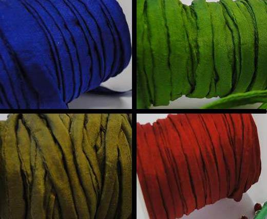 Buy Silk Cords and Ribbons Pure Habotai Silk Cords   at wholesale prices