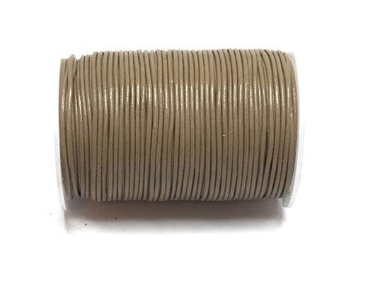 Buy Leather Cord Round Leather 1.5mm Plain  at wholesale prices