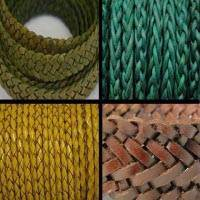 Buy Leather Cord Braided at wholesale prices - Sun Enterprises