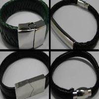 Buy Leather Cord Ready Leather Bracelets Leather Cords Impression of  Leather and Locks  at wholesale prices