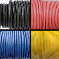 Buy Leather Cord Leather Cords Round  at wholesale prices