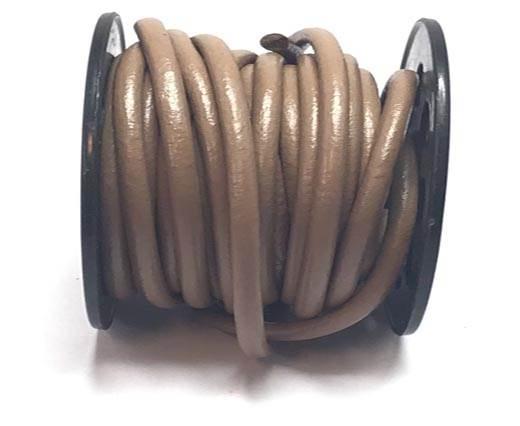 Buy Lederbänder Rundriemen Rundriemen 5mm  at wholesale prices