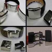 Buy Schmuckverschlüsse Magnetverschlüsse Edelstahl-Magnetverschlüsse  Flache Edelstahlverschlüsse 17 mm - 19 mm   at wholesale prices
