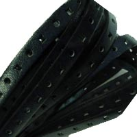 Buy Leather Cord Flat Leather Italian Leather Cord  Perforated Leather  at wholesale prices