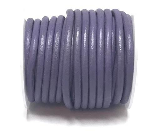 Buy Lederbänder Rundriemen Rundriemen 5mm Plainstil  at wholesale prices