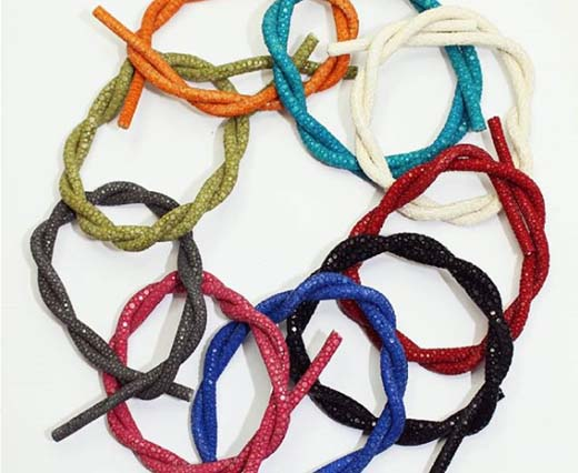 Buy Leather Cord Real Stingray Cords at wholesale prices !
