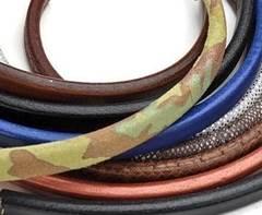 Buy Lederbänder Regaliz Leder  at wholesale prices
