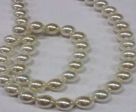 Buy Pietre semi preziose Perle  Perle in forma rotonda Perle tonde - 8mm  at wholesale prices