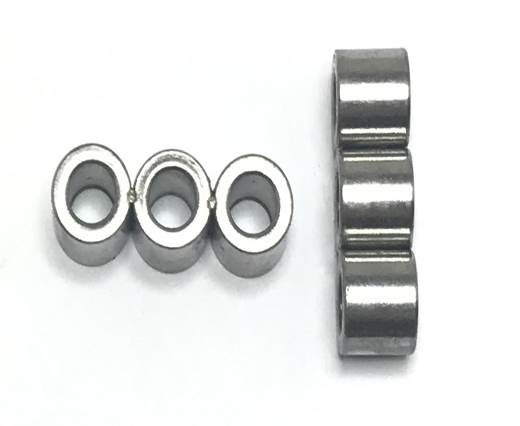 Buy Articles en acier inoxydable  Apprêts en acier inoxydable Apprêts finition metal en acier inoxydable Apprêts pour cuir rond - 2mm à 4mm en acier inoxydable   at wholesale prices