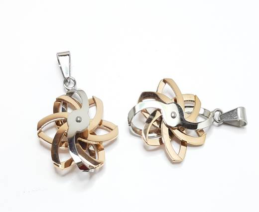 Buy Stainless Steel Pendants and Charms Pendants - Big Size  at wholesale prices