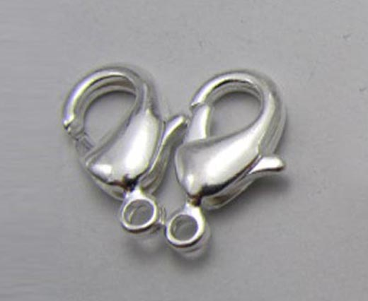 Buy Clasps Lobster Claw Clasps Zamak Lobster Clasp   at wholesale prices