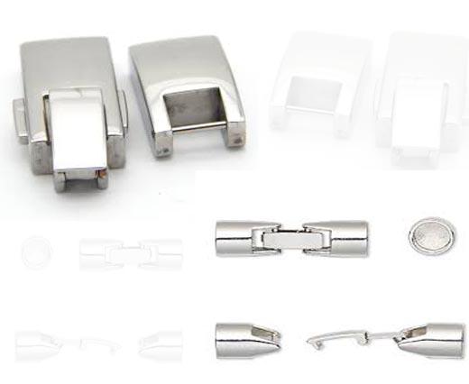 Buy Schmuckverschlüsse Snap Lock Clasps  at wholesale prices