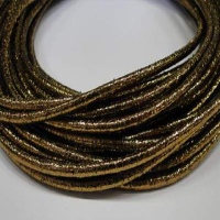 Buy Bead String material and Faux Cords Special Real Touch Eco Leather Round - 2 till 3mm  at wholesale prices