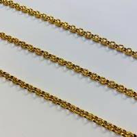 Buy Chains Stainless Steel Chains Gold   at wholesale prices