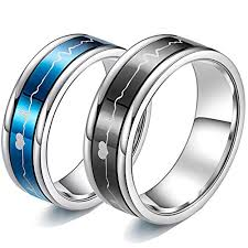 Buy Stainless Steel Cuffs - Bangles and Rings Steel Frames for Rings  at wholesale prices