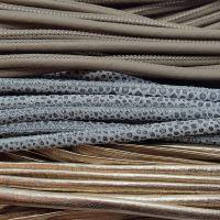 Buy Lederbänder Rund gesäumt 5mm  at wholesale prices
