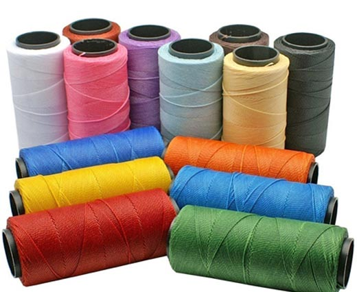 Buy Leather Cord Leather Threads Waxed Nylon Thread  at wholesale prices