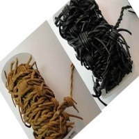 Buy Leather Cord Barb wire at wholesale prices