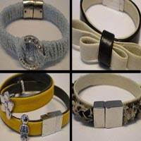 Buy Cordons en Cuir Bracelet en cuir Fini Collections de bijoux Bracelets  at wholesale prices