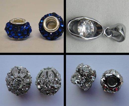 Buy Beads Crystal Beads  at wholesale prices