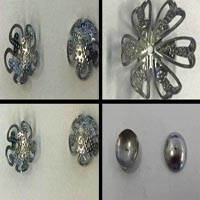 Buy Stainless Steel Caps for beads  at wholesale prices