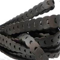 Buy Leather Cord Nappa Leather Chain Style  at wholesale prices