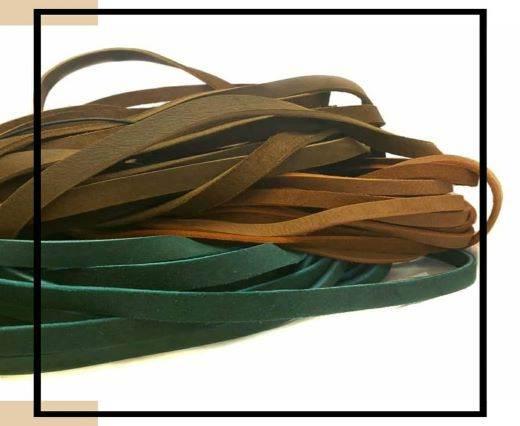 Buy Cordón de Cuero Cordón de Cuero Plano Greased Leather Band  at wholesale prices