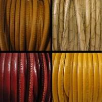 Buy Jewelry Making Supplies Bead String material and Faux Cords Faux Nappa Leather Cords 6mm  at wholesale prices