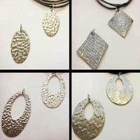 Flat Charms for earings and Pendals