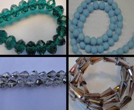 Buy Beads -- All Styles Perles en verres  at wholesale prices