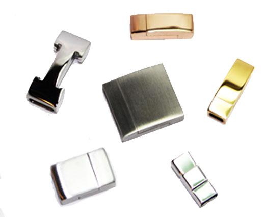 Buy Schmuckverschlüsse Magnetverschlüsse Edelstahl-Magnetverschlüsse  Flache Edelstahlverschlüsse  at wholesale prices