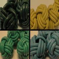 Buy Leather Cord Leather Accessories  Leather Beads 8mm  at wholesale prices