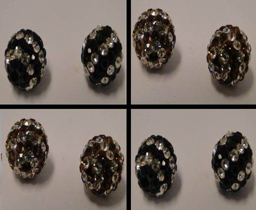 Buy Perles Shamballa Rondes Cercles  at wholesale prices