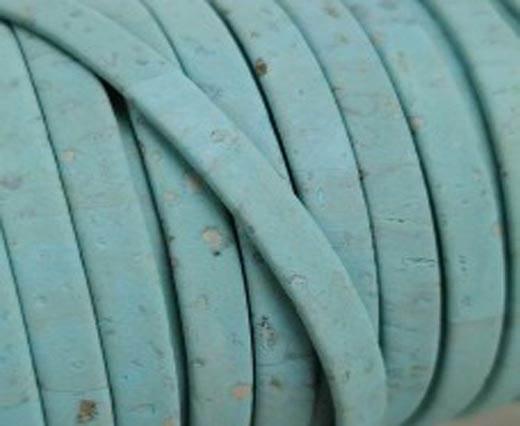 Buy Cordoncini di cuoio Cordoncini in sughero Cordoncini Piatti in Sughero 5mm Flat Cork Cord  at wholesale prices