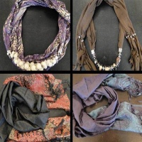 Buy Jewelry Making Supplies Leather Belts and Shawls Shawls at wholesale prices