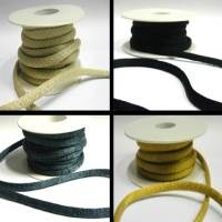 Buy Bead String material and Faux Cords Mesh Cords  Mesh Wire Cotton Filled  at wholesale prices