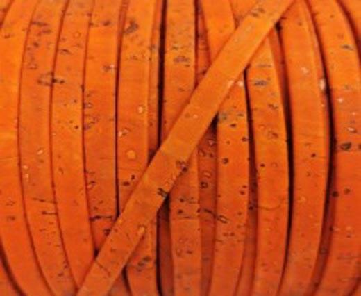 Buy Cordoncini di cuoio Cordoncini in sughero Cordoncini Piatti in Sughero 3mm Flat Cork Cord  at wholesale prices