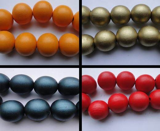 Buy Beads Wooden Beads  at wholesale prices