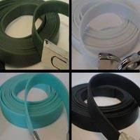 Buy Bead String material and Faux Cords PVC Bands or Kautschuck Flat  at wholesale prices