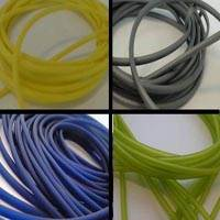 Buy Bead String material and Faux Cords PVC Bands or Kautschuck Round  at wholesale prices