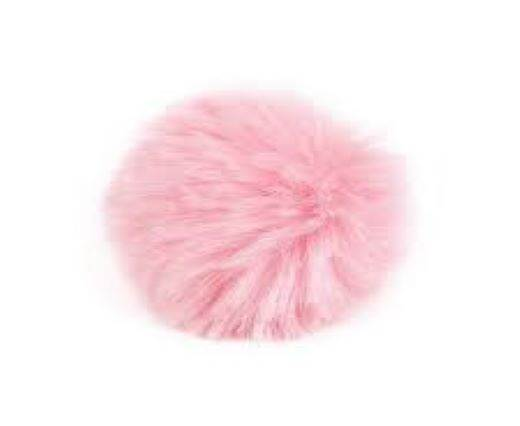 Buy Jewelry Making Supplies Fur and Feathers for Jewelry and Hats Rabbit Fur - 9cm  at wholesale prices