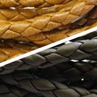 Sun Enterprises è produttore e grossista di cordoncini in pelle intrecciati di alta qualità. La nostra produzione di pelle comprende diversi tipi come  trecce tonde, trecce piatte, cordoncini ovali intrecciati, disponibili in varie misure e in una vasta gamma di colori. I nostri boli in pelle sono molto apprezzati e utilizzati nell'industria della gioielleria per la produzione di braccialetti e nell'ambito della moda per la creazione di borse, cinture e altri accessori.