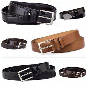 Buy Lederbänder Leder-Accessoires Leather Mens Belts   at wholesale prices