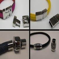 Buy Clasps Stainless Steel Magnetic Clasps  at wholesale prices