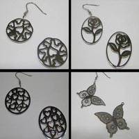 Buy Stainless Steel Earrings Findings  at wholesale prices