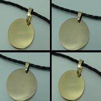 Buy Acero inoxidable Pendants and Charms Colgantes de acero para grabar  at wholesale prices