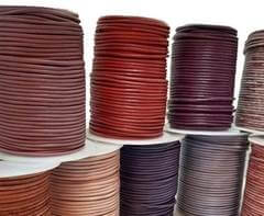 How to soften leather cord for jewelry making