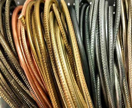 Best leather cord for jewelry making