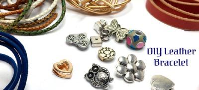 DIY - Bracelet en cuir